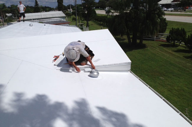 How a Roof Over Works: Step by Step