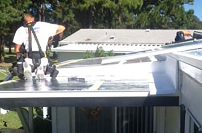 Mobile Home Roof Repairs